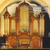 Josef Rheinberger Organ Works Vol 3 / Bruce Stevens