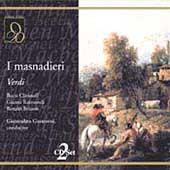 Verdi: I Masnadieri / Gavazzeni, Raimondi, Christoff, et al