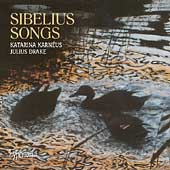 Sibelius: Songs / Katarina Karn&eacute;us, Julius Drake