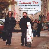 Classical Duo / Boris Andrianov, Dimitri Illarionov