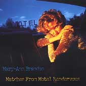 Mary-Ann Brandon: Matches from Motel Rendezvous *