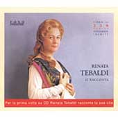 Renata Tebaldi - Si Racconta