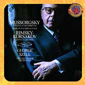 Expanded Edition - Mussorgsky, Rimsky-Korsakov / Szell, etc
