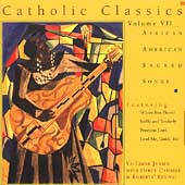 ValLimar Jansen: Catholic Classics, Vol. 7: African American Sacred Songs
