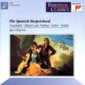 The Spanish Harpsichord / Igor Kipnis