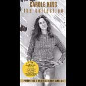 Carole King: The Collection: Really Rosie/Music/Tapestry [Long Box]