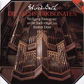 Bach: Die Sechs Triosonaten / Wolfgang Baumgratz