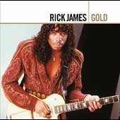 Rick James (Bass): Gold
