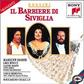 Rossini: Il Barbiere di Siviglia - Highlights / Chailly