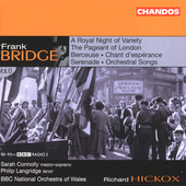 Bridge: Orchestral Works Vol 6 / Hickox, et al