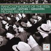 Piano Concertos of the 1920s Vol 2 / Rische, Schuller, et al