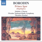 Borodin: Prince Igor - Highlights / Kuchar, et al