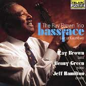 Ray Brown (Bass): Bass Face