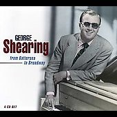 George Shearing: From Battersea to Broadway