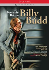 Britten: Billy Budd / Elder/LPO, Ainsley, Imbrailo, Ens [2 DVD]