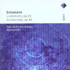 Schumann: Liederkreis, Op.24, Dichterliebe, Op.48