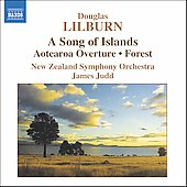 Lilburn: A Song of Islands, etc / Judd, New Zealand SO