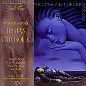 Grand Tier - Wagner: Tristan und Isolde / Kleiber, Minton