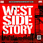 Karaoke: Karaoke: West Side Story - Accompaniment CD [2 Discs]