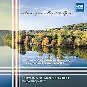 Music from Raritan River - Bogdanovic, Liebermann, Sierra, etc / Daedalus String Quartet, et al
