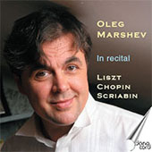 Oleg Marshev in Recital - Liszt, Chopin, Scriabin