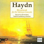 Haydn: Divertimenti for the Salomon Concerts