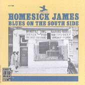 Homesick James Williamson: Blues on the South Side