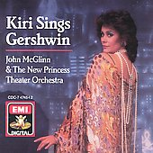 Kiri Sings Gershwin /McGlinn, New Princess Theater Orchestra