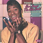 Tony Allen (50's): Here Comes the Nite Owl! *