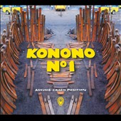 Konono No.1: Assume Crash Position [Digipak] *