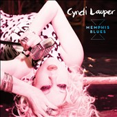 Cyndi Lauper: Memphis Blues [Digipak]