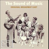 Mary Martin (Vocals/Actress): The Sound of Music [Original Broadway Cast]