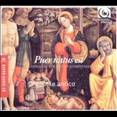 Puer Natus Est: Tudor Music For Advent & Christmas