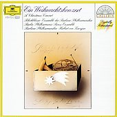 A Christmas Concert / Karajan, Berlin Phil