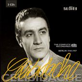 The Complete RIAS Recordings / Celibidache