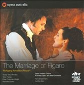 Mozart: The Marriage of Figaro / Teddy Tahu Rhodes, Taryn Fiebig, Peter Coleman-Wright, Rachelle Durkin