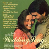 Karaoke: Karaoke: Wedding Songs, Vol. 1
