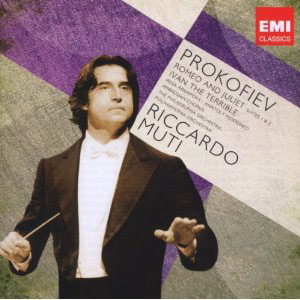 Prokofiev: Ivan the Terrible; Romeo and Juliet / Muti - Arkhipova & Mokrenko