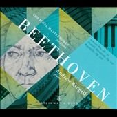 Beethoven: Final Masterworks for Piano / Sonatas 28 - 32; Diabelli Vars. / Andrew Rangell, piano