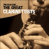 Various Artists: Presenting Great Clarinettist