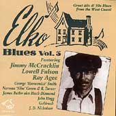 Various Artists: Elko Blues, Vol. 3