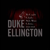 Duke Ellington: The  Complete Columbia Studio Albums Collection 1951-1958 [Box]