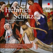 Heinrich Schutz: Funeral Music & Motets / Stuttgarter Hymnus-Chorknaben, Musica Fiata