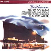 Beethoven: Piano Sonatas / Claudio Arrau