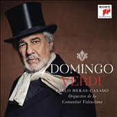 Placido Domingo sings Verdi