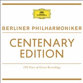 Berliner Philharmoniker: Centenary Edition: 100 Years of Great Music (rec. 1913-2013) / Berlin Philharmonic [50 CDs]