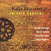 Saariaho - Private Gardens / Upshaw, Karttunen, et al
