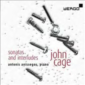 John Cage: Sonatas and Interludes for prepared piano / Antonis Anissegos, piano