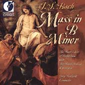 Bach: Mass in B minor / Funfgeld, Bethlehem Bach Choir, etc