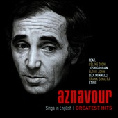 Charles Aznavour: Sings In English: Greatest Hits [9/9]